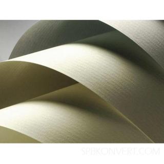 Cotton Laid Ivory бумага слоновая кость 120 гр. с фактурой фетр, Италия