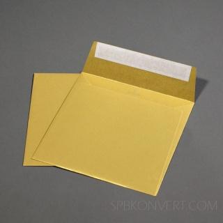 Sirio Pearl Aurum бумага с перламутровым эффектом золотой металлик 125 гр., Италия