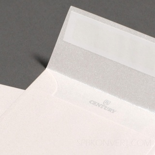 Sirio Pearl Oyster Shell бумага с покрытием розовый металлик 125 гр., Италия