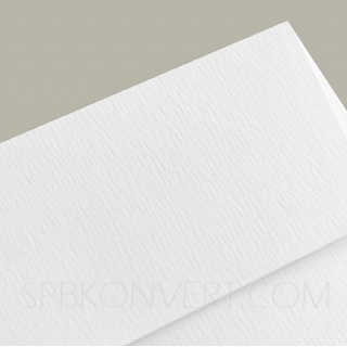 , 120 гр/м2, Прямой клапан, Лента, Подарочные Высоко-белая бумага Rives Tradition Bright White 120 гр., UK
