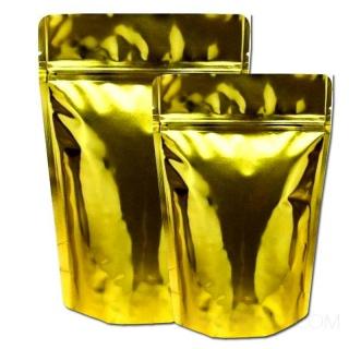 Металлизированные золотые