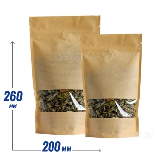 Упаковка для чая, снеков, специй и т.д.