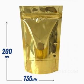 Упаковка с замком zip-lock
