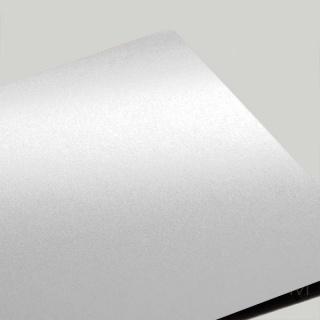 Бумага белый металлик Cocktail White 120 гр., Италия