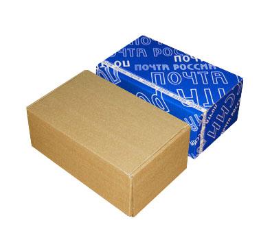 Почтовая коробка Почта России №3, тип Г (265х165х19