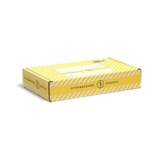 Почтовая коробка Отправление 1 классом Тип Е1 270x165x50 мм