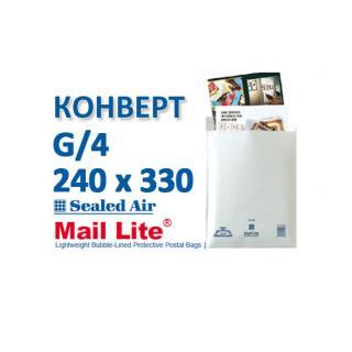 G/4, внутренний размер 240x330.