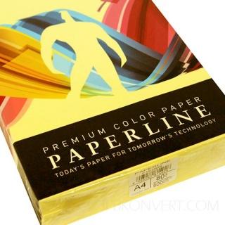 Paperline 160 Yellow