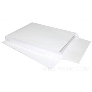 Белый крафт 130 гр./м2, Лента.
