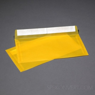 Прозрачный темно-желтый, Лента.