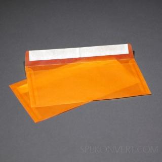 Прозрачный оранжевый, Лента.