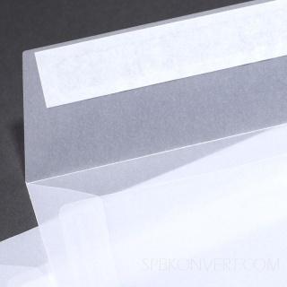 Прозрачный белый