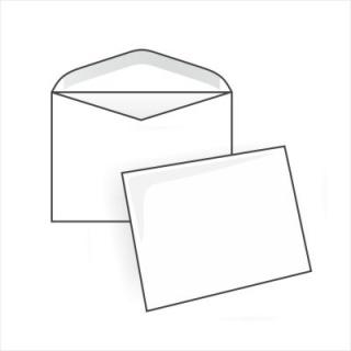 Белый офсет, 80 гр/м2, Автомат клапан, Декстрин, EcoPost (для автоматической упаковки)