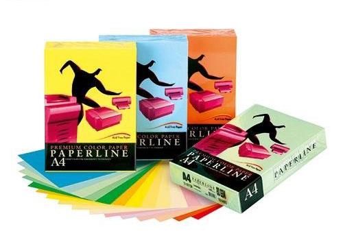 цветная бумага для принтера