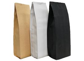 пакеты с центральным швом и фальцами